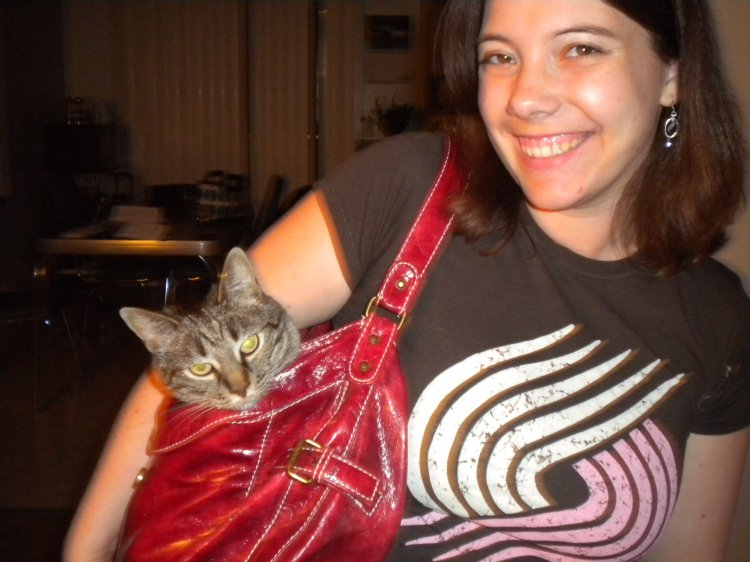 2011 Claire in a Bag