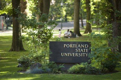 Portland State is highly diverse with more than 40 percent of students of color.
